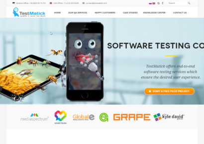 Which Software Testing Company?