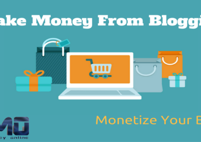 How to Make Money Online With WordPress and Other Blogging Sites