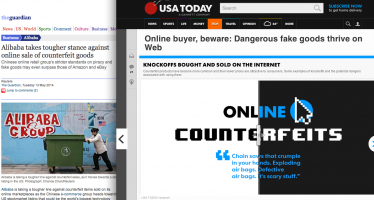 Internet News Services Explode Online