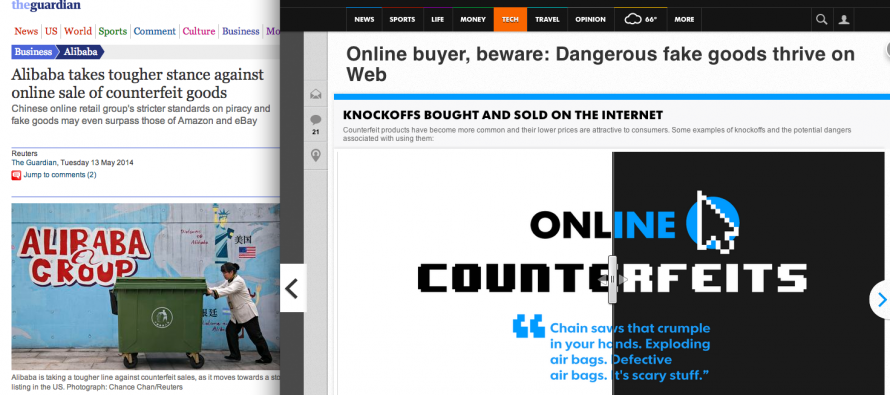 Internet News Services Explode Online