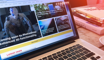 Online Micro News Publishing on the Internet