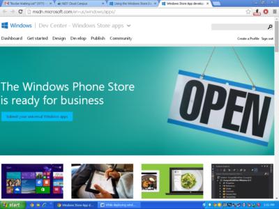 Information for Windows App Developers