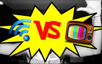 Television News Vs Internet News