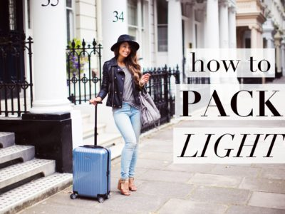 What to Pack for Travelling