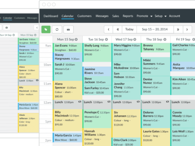 Finding The Best Small Business Scheduling Software