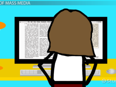 In Critique of Mass Media and Internet News