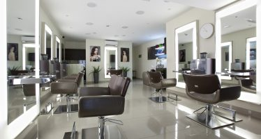 Beauty Salon Floor Plans