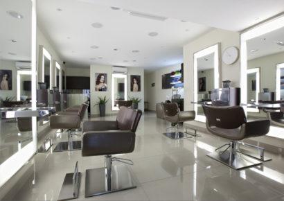Beauty Salon Floor Plans