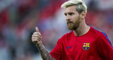Lionel Messi: Barcelona striker ruled out for three weeks