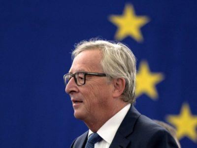 Juncker upsets Web firms with EU internet plan