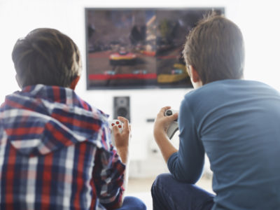 Video Games Experts say video games CAN be good for children's brains
