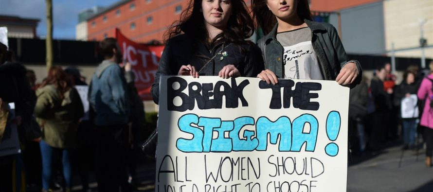 Irish abortion laws: Protests held across the world