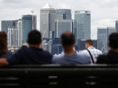 Brexit Gives Boost to U.K. Treasury's Focus on Green Finance