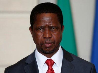 Zambia's president Lungu names accountant as finance minister