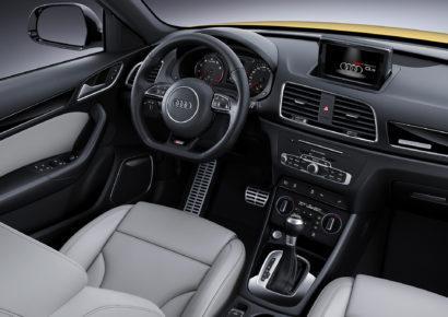 Audi Q3 Gets S Line Competition Trim