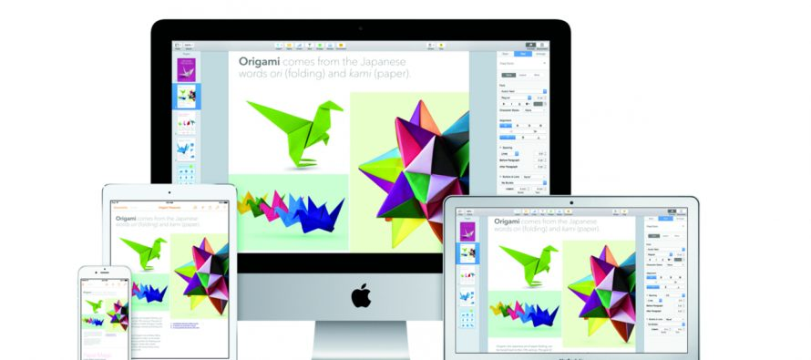 Apple updates iWork suite with support for real-time collaboration