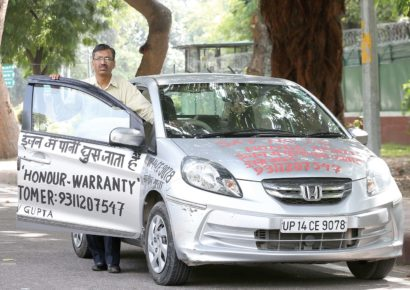 Automobile activist pledges to help 2,000 cheated customers