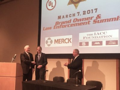 IACC combats Italian counterfeits