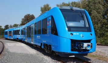 first hydrogen-powered passenger train is coming to Germany
