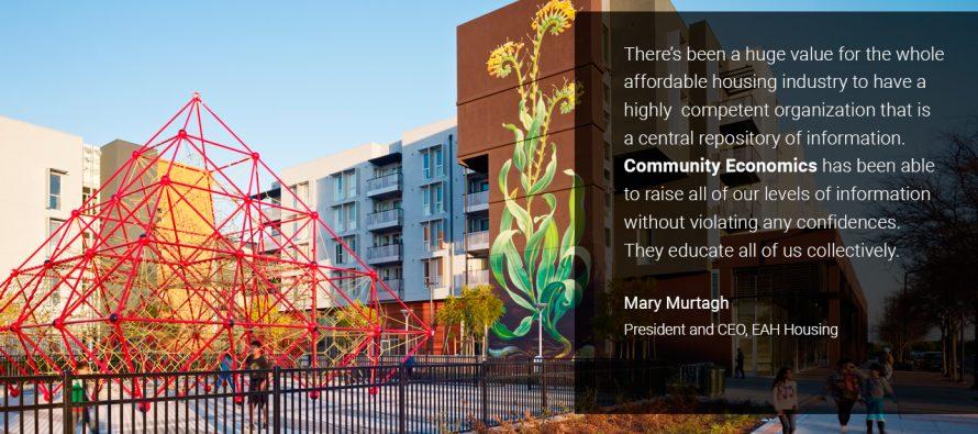 Community building economics