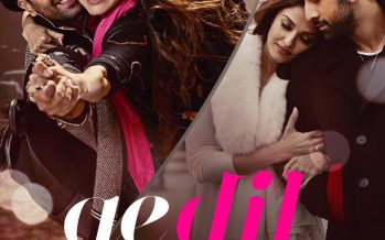 Ae Dil Hai Mushkil Trailer to release on Friday September 23rd!