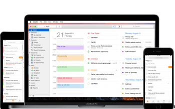 Daylite: A Business Productivity App for Mac and iOS
