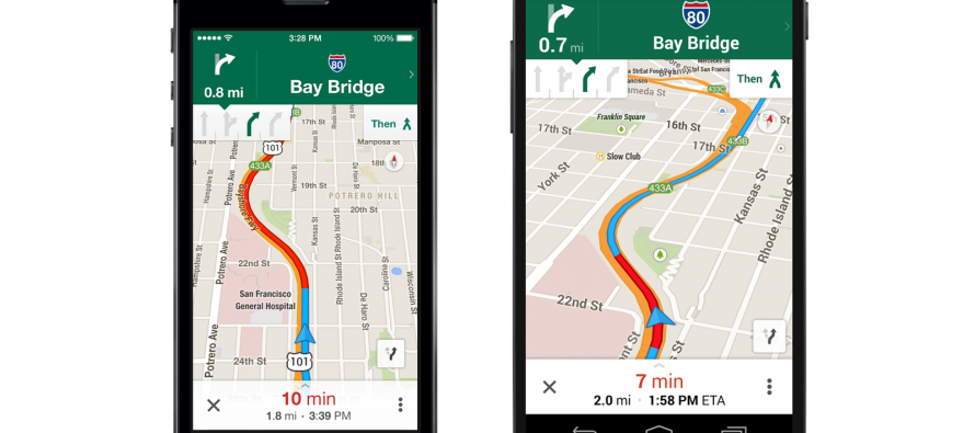 Google Maps update should ensure you NEVER get lost again