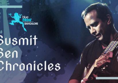 Susmit Sen Chronicles to tour south India through September