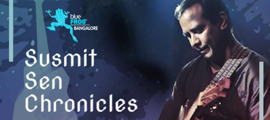 Susmit Sen Chronicles to tour south India through September