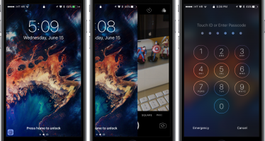 iOS 10: How to use the new lock screen