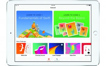 Swift Playgrounds Coding App for iPad