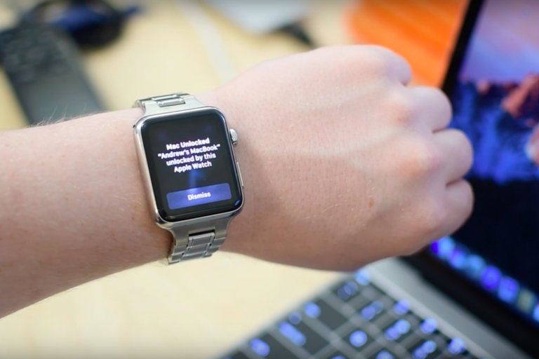 How to unlock your Mac with the Apple Watch