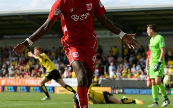 Tammy Abraham scored a last-minute winner as Bristol City