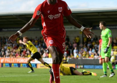 Tammy Abraham scored a last-minute winner as Bristol City