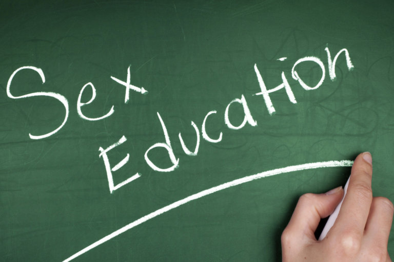 Sex education is not relevant to pupils' lives, says report