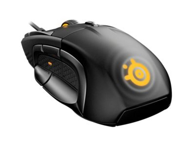 SteelSeries Rival 500 mouse promises gaming ecstasy for your thumb