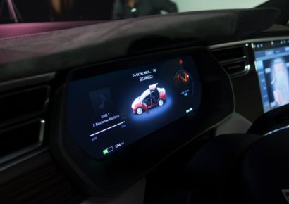 Tesla Software 8.0 Update Includes Changes to Autopilot System