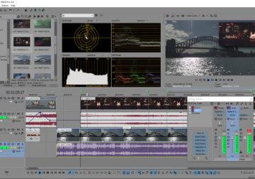 MAGIX VEGAS Creative Software