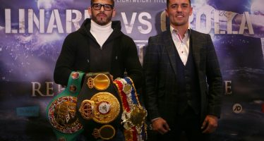 LIVE BLOG Anthony Crolla vs Jorge Linares