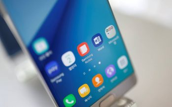 Samsung Plans Software Update to Cut Galaxy Note 7 Fire Risk