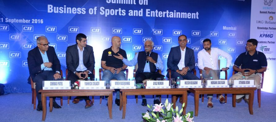 Summit report on business of sports & entertainment