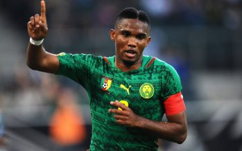 Samuel Eto'o: Cameroonian dropped by  Antalyaspor over racism comments
