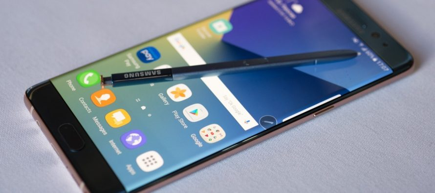 Samsung Galaxy Note 7 Recall: Samsung Sued by Florida Man Over Exploding Phone