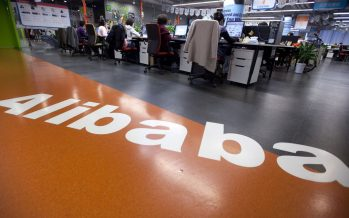 Alibaba Finance Arm Buys Eye-Scan Startup in First U.S. Foray