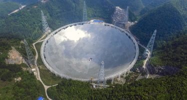 World's largest radio telescope completed in China