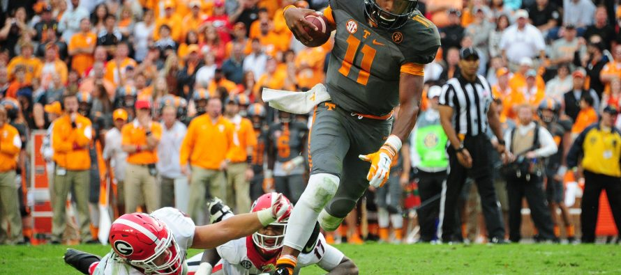 Tennessee breaks Florida curse, takes control of SEC East