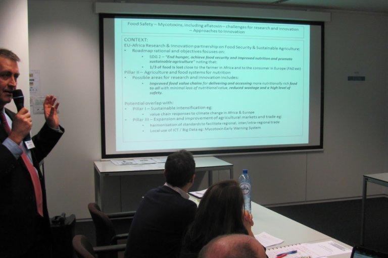 International advisory organisation calls for training improvements