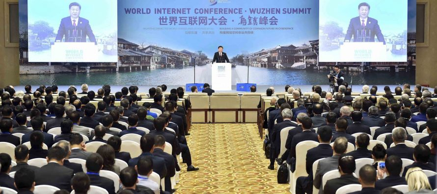 Five examples of internet changing lives showcased at the China Internet Conference