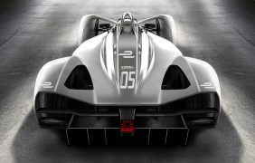 Formula E displays future of cars: McDonald