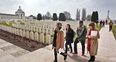 The 10 nice First World War battlefield tours